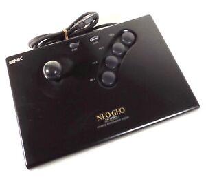 Manette Controller Arcade Stick SNK Neo Geo AES CD Officiel Jap Japan (4)