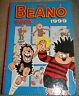 The BEANO Book 1999 Annual