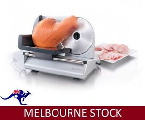 Electric Food Slicer Maxim Meat Cheese Fruit Vegetables Bread Ham Processor