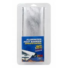 """THERMO TEC ADHESIVE BACKED HEAT BARRIER SHIELD PROTECTION SHEET 12"""" x 24"""" 13575"""