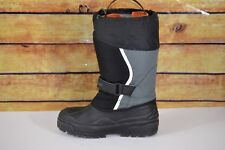 L.L. BEANS # DCR8 Kids Boots Multi-Colored With Insulated Liner Size 5