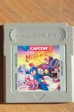 Mega Man IV / 4 - Nintendo Game Boy - Authentic Good Condition