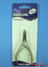 1pc Stainless Steel Nail Clipper Cuticle Dead Skin Scissors Manicure Kit KD00507