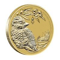Australia 2013 Bush Babies Kookaburra $1 One Dollar UNC Coin Perth Mint Carded