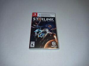 Starlink: Battle for Atlas (Nintendo Switch, 2018) w/ Case