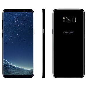 Samsung S8 G950U Unlocked Boost Straight Talk Total Verizon T-Mobile Very Good