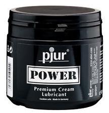 Pjur Power Cream Tub 500ml