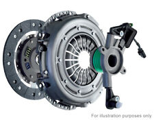 VAUXHALL CORSA D 1.4 Clutch Kit 3pc (Cover+Plate+CSC) 06 to 14 QH 93185875 New