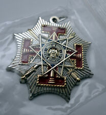 ZP377 Freemason Jewel Pendant Masonic Holy Knight Sepulchre Templar