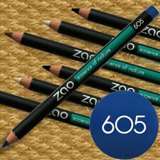Zao Make-up 605 NACHTBLAU Stift Eyeliner Lischatten Naturkosmetik bio fair vegan