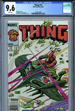 The Thing #14 (1984) Marvel CGC 9.6 White Fantastic Four
