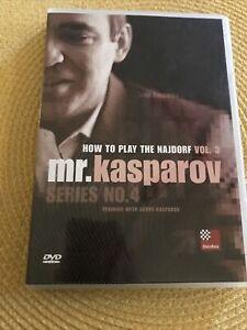 MR. KASPAROV - How to Play the Najdorf - VOLUME 3 Series 4