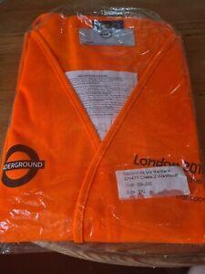 London Underground. 2012 London Olympics Hi Vis. New and never worn.