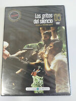 Los Gritos Del Silencio DVD Slim + Extras MIKE OLDFIELD Español English Nueva