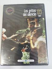 LOS GRITOS DEL SILENCIO DVD SLIM + EXTRAS MIKE OLDFIELD ESPAÑOL ENGLISH NUEVA