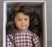 American Girl Mini Doll~Samant~Mini Meet Book~Retired~Pleasant ~free ship USA