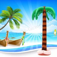 Inflatable Blow Up Hawaiian Tropical Palm Tree Summer Beach Pool Party Toy Decor