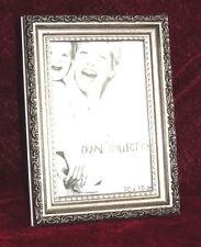 Arte Y Antigüedades Espejo De Pared Plata Antiguo Barroco Reproducción Baño Decoración 56x46 2