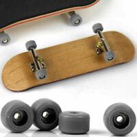 Mini Complete Wooden Fingerboard Finger Desk Skate Board Wood Toy UK!