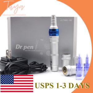 Dr Pen Derma Pen Ultima A6 Rechargable Micro Needle Wireless 52 pcs Cartridges