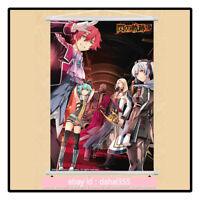 Anime Eiyuu Densetsu Sen no Kiseki Home Decor Poster Wall Scroll 40x55cm #Z5G4