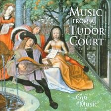 Music from a Tudor Court, New Music