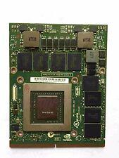 Dell Alienware 17 18 Video Graphics Card GPU FJHX2 Nvidia GeForce GTX 780M 4GB