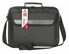 "TRUST Atlanta leggero ad alta resistenza 17.3 ""notebook laptop CARRY SHOULDER BAG"