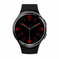 Smart Watches Stainless Steel Silicone/Rubber Android
