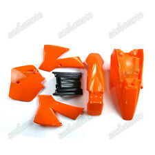 Plastic Farings Fender Kit For KTM 50 SX Mini Adventure Senior Junior Dirt Bike