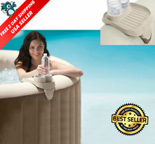 Intex Pure Spa Cup Holder For Intex Inflatable Spa Tray Attachable Accessory NEW