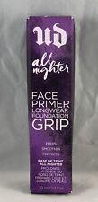 Urban Decay All Nighter Face Primer Longwear Foundation Grip. 1.0 fl oz NIB