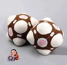 Winning Games Portal Weighted Companion Cube Plush 6 inch Valve figure Soft Doll
