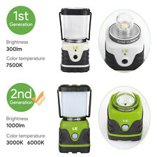 LE LED 1000lm Camping Lantern Lamp Ultra Bright dimmable Outdoor light,UK stock