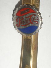 Rare Vintage advertising Pepsi Cola Mechanical Lead Pencil