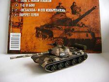 """Fabbri 1:72 Russian tank T-62 series """"Russian tanks"""""""