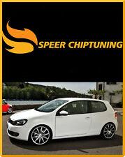 Echtes Chiptuning für alle VW Golf 6 1.2 TSI & 1.4 TSI (OBD-Kennfeldoptimierung)
