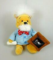 Winnie Pooh Professor Einstein Plüsch Figur ca. 20 cm