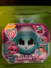 Scruff A Luvs Little Live Pets Blue Puppy, Kitten, Or Bunny Limited Edition