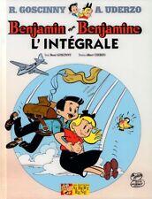 René Goscinny & Albert Uderzo – Benjamin et Benjamine – Intégrale Albert René