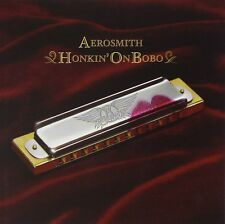 AEROSMITH : HONKIN ON BOBO (CD) sealed