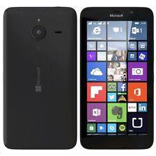 NUOVO MICROSOFT LUMIA 640 LTE 4G - 8GB - Nera (Sbloccato) Smartphone ORIGINALE