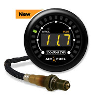 Innovate Motorsports MTX-L Plus Digital Wide Band AIR/Fuel Ratio Gauge 8Ft.