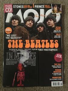 MOJO Magazine & CD Oct 2020 BEATLES RUBBER SOUL Paul John George PETER GREEN New