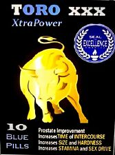 Toro Blu Male Booster zex Pills for Max Support for Men and Women xxxp natural