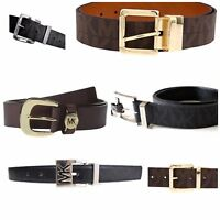 MICHAEL KORS GOLD/SILVER BUCKLE BELT/ NWT/VARIOUS STYLES-SIZE