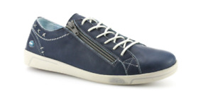 """Cloud Aika """"Leather"""" Blue Sneakers Women's sizes 36-42/6-11NEW!!!"""
