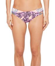 Maaji Womens Multicolor Charlie's Angles Signature Cut Bikini Bottom Sz M 6612