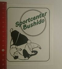 Aufkleber/Sticker: Sportcenter Bushido (071216158)