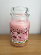 Yankee Candle Cherry Blossom Large Jar NEW